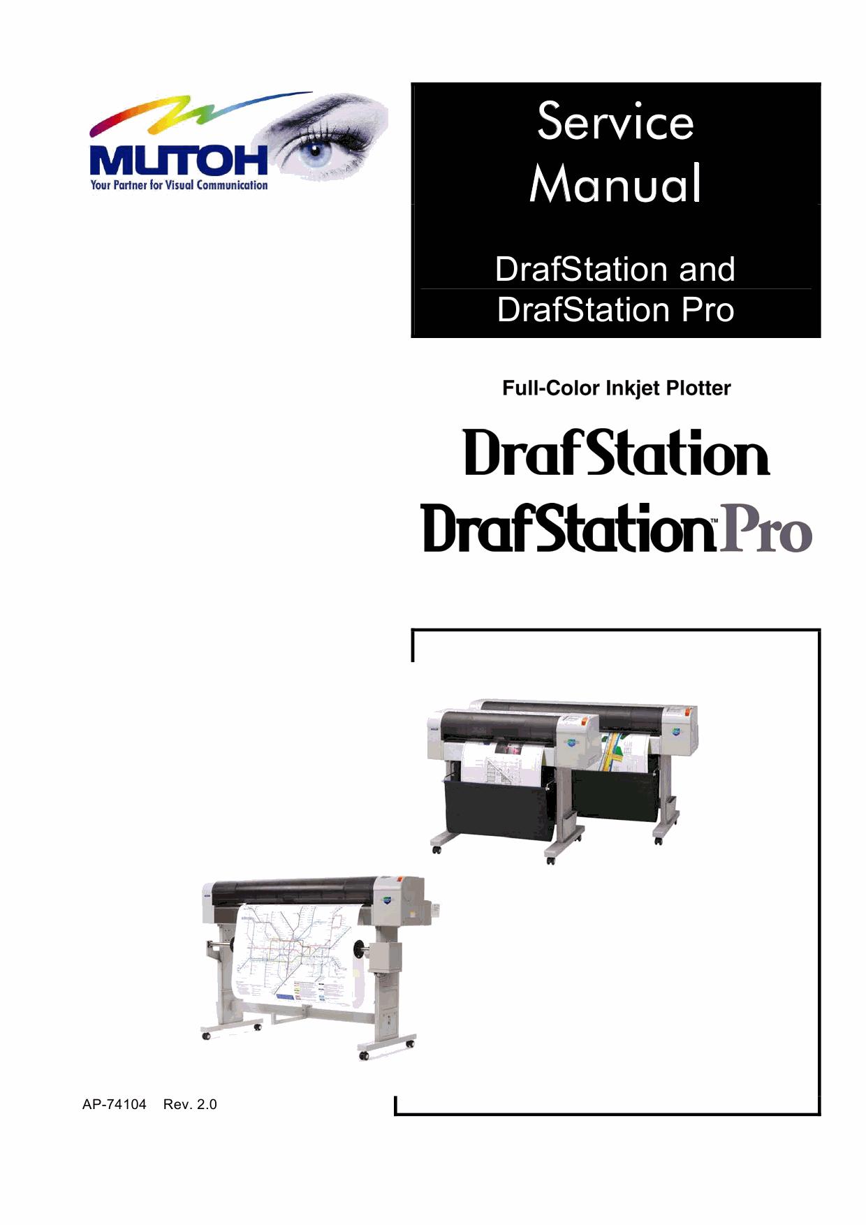 DrafStation RJ-900XG